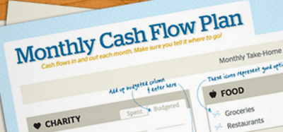 Free Download: Monthly Cash Flow Plan From Dave Ramsey - Faithful Provisions