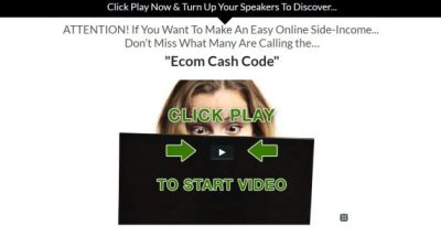 Is Ecom Cash Code A Scam? Don't Trust Them! [Quick Review] - Family Time Income