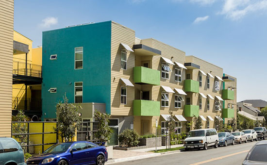 Kalos Affordable Housing, San Diego