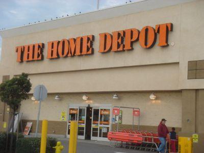 Home Depot Logo | Flickr - Photo Sharing!