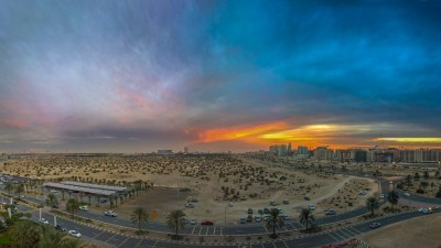 Dubai - United Arab Emirates Sunrise Sunset Times