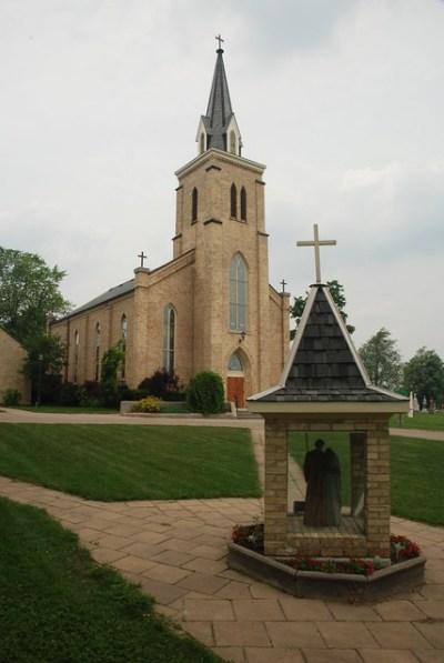 St. Patrick's, Lucan, Ontario | Flickr - Photo Sharing!