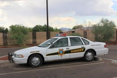 Pima County Sheriff's Office Tucson Mountain District Map - Arizona - Mapcarta