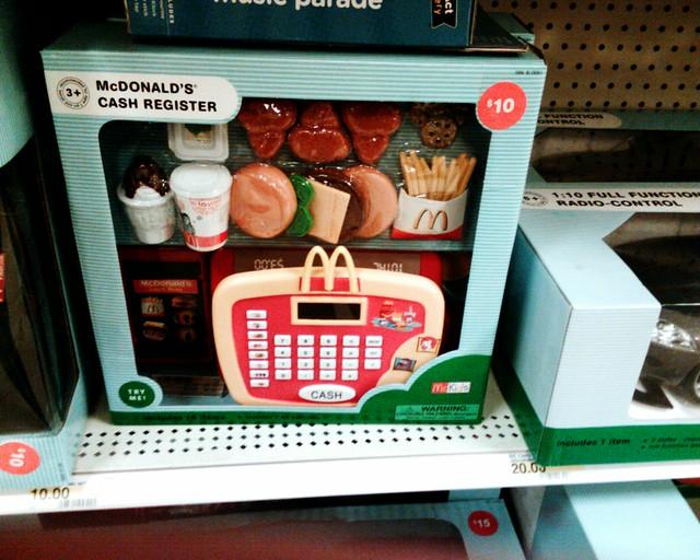 McDonalds Cash Register | Flickr - Photo Sharing!