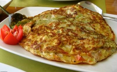 Rellenong Talong / Stuffed Aubergine Omelette at Cafe Laguna, SM City Cebu | Flickr - Photo Sharing!