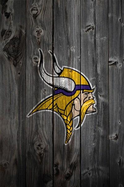 Minnesota Vikings Wood iPhone 4 Background | Flickr - Photo Sharing!