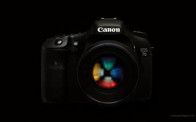 ryanimage ))): [特寫] Canon EOS 7D Wallpaper (1)