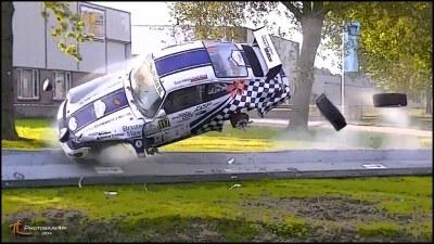 | www.porscheforum.nl | • Toon onderwerp - Crash Porsche 964 RSR Harry Kleinjan Hellendoorn ...