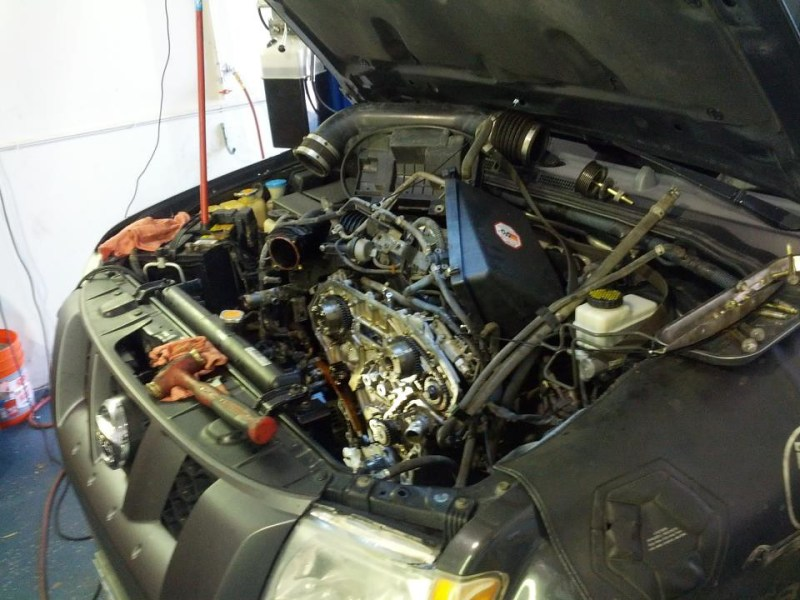 Timing Chain Replacement Cost   Second Generation Nissan Xterra     Timing Chain Replacement Cost   Second Generation Nissan Xterra Forums   2005