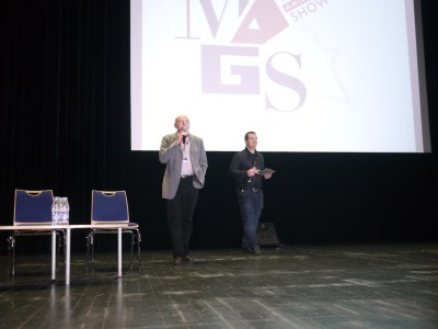 Carmen Argenziano - Conférence Inaugurale - Monaco Anime G…   Flickr - Photo Sharing!