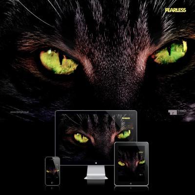 Fearless : HD Wallpaper by tj-singh on DeviantArt