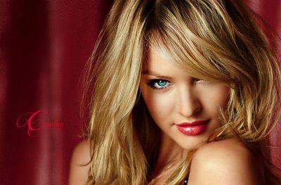 FEMCOMPETITOR MAGAZINE » Where The Elite Compete » Candice Swanepoel, South African Super Model ...