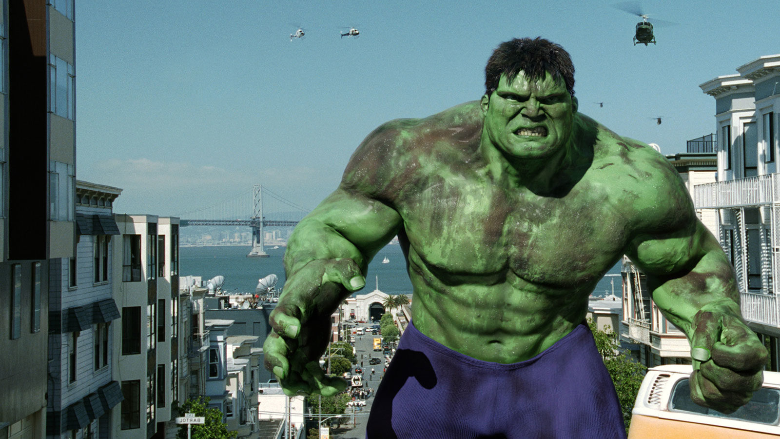 Something s Gotta Give  Ang Lee s The Hulk Something s Gotta Give