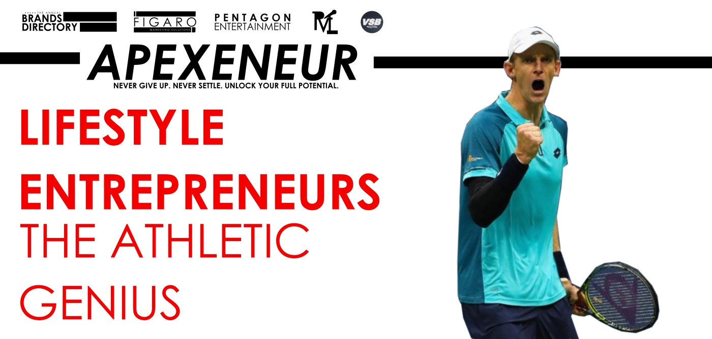 Lifestyle Entrepreneurs: The Athletic Genius