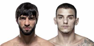 Зубайра Тухугов против Ренато Карнейро на UFC 198 в Бразилии