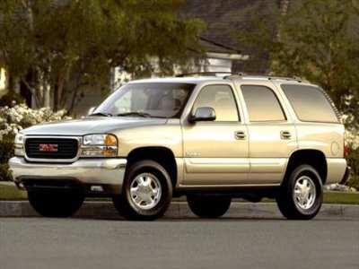 2004 GMC Yukon   Pricing  Ratings   Reviews   Kelley Blue Book 2004 gmc yukon