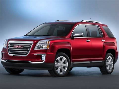 2016 GMC Terrain   Pricing  Ratings   Reviews   Kelley Blue Book 2016 gmc terrain