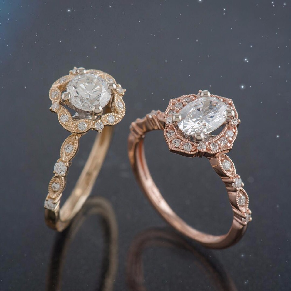 engagement rings and wedding dresses that match your horoscope l l 70 shane company wedding bands unique engagement rings