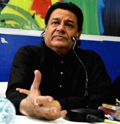Anup Jalota's press conference