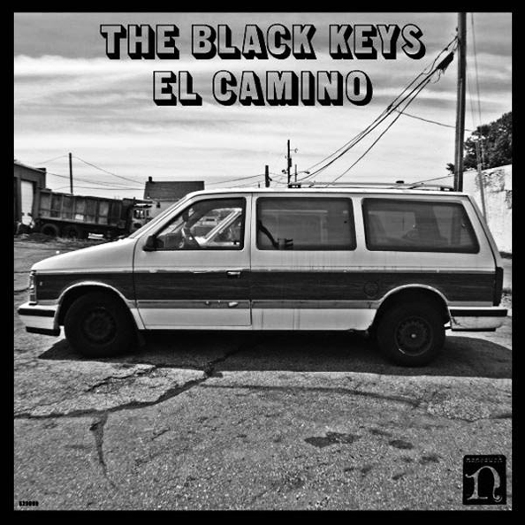 The_Black_Keys_El_Camino_Album_Cover