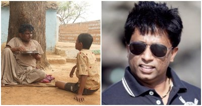 Check Out : The First Look Of Anand Kumar's Movie