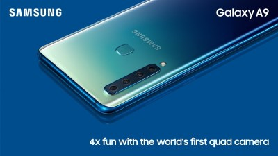 Samsung Galaxy A9 Review - Specifications, Features, Comparison