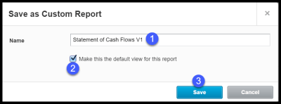 How to Create a Cash Flow Statement in Xero