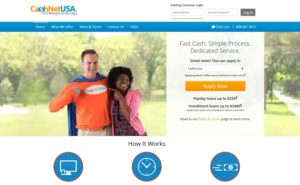 CashNetUSA Payday Loans Review | FixYourFinancials.com