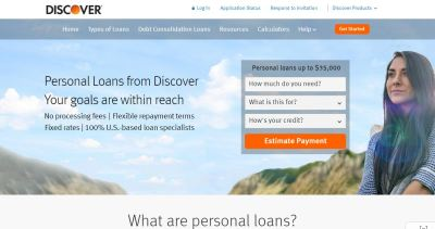 Discover Personal Loans Review | FixYourFinancials.com