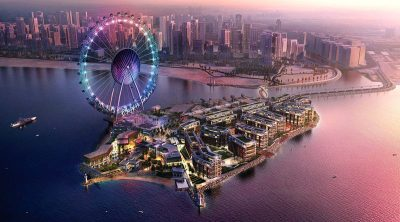 Bluewaters Island and Dubai Eye: Letting Dubai Grow Bigger and Better