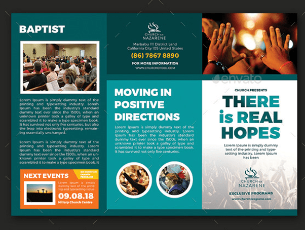 10 Popular Church Brochure Templates   Design     Free PSD  JPEG  EPS     10 Popular Church Brochure Templates   Design     Free PSD  JPEG  EPS Download