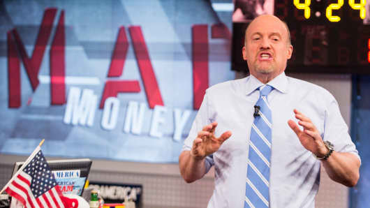 What's on Cramer's radar as Russia rattles bulls?
