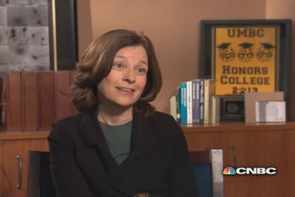 Top Treasury official Sarah Bloom Raskin weighs in on student loan debt crisis
