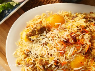 Kacchi Biryani (Bangladeshi Style) – Food Fusion