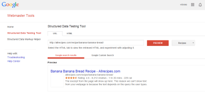 Boost Search Traffic to Your Recipes with Rich Snippets