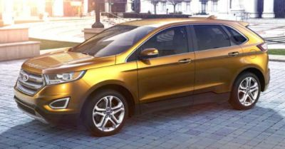 2017 Ford Edge Colors, Release Date, Price