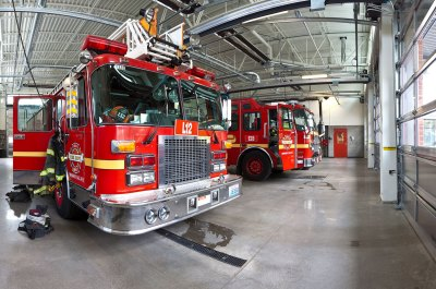 Seattle Fire Station No.28 | Forma
