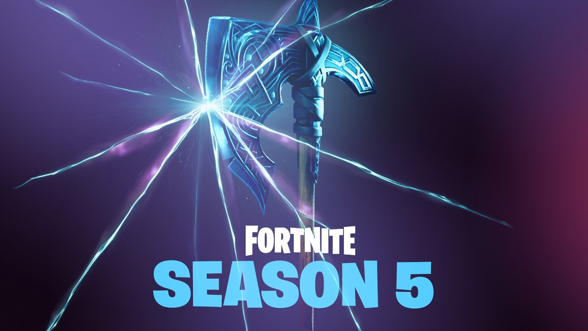 Second Teaser for Season 5 in Fortnite has been Released   Fortnite     Second Teaser for Season 5 in Fortnite has been Released