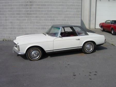 1974 Mercedes 450 Slc For Sale
