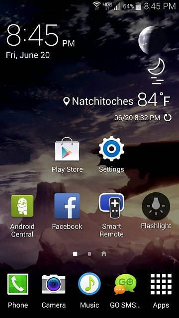 Best weather app for use on the Galaxy S5? - Android Forums at AndroidCentral.com
