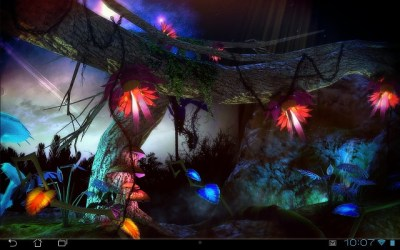 Alien Jungle 3D Live Wallpaper - Android Forums at AndroidCentral.com