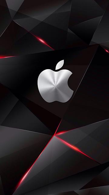 Can someone photoshop my wallpaper with an apple logo? - iPhone, iPad, iPod Forums at iMore.com