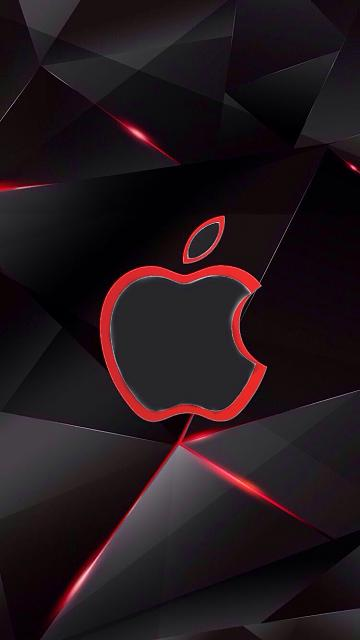 Can someone photoshop my wallpaper with an apple logo? - Page 2 - iPhone, iPad, iPod Forums at ...