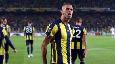 Islam Slimani, Fenerbahçe'den Ayrılık Kararı Aldı