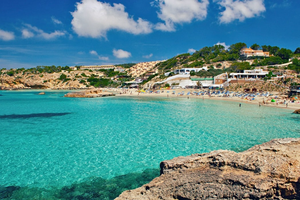 Ibiza An Attractive Island In Spain   Found The World Ibiza is one of the main islands of the Spanish archipelago called as the  Balearics  It is one of the most popular international tourist spots and is  known