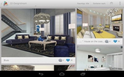 Homestyler Interior Design - Lots of room for hobby designers | AndroidPIT