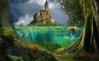 [FREE WALLPAPERS][FAIRY TALE], A collection of very beautiful Animated wallpapers. just go ...