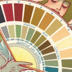 art deco colors and motifs