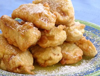It's Easy to Make a Fried Banana Dessert