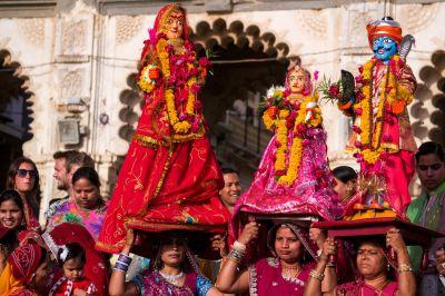 2018 Gangaur Festival in India: How & Where to Celebrate